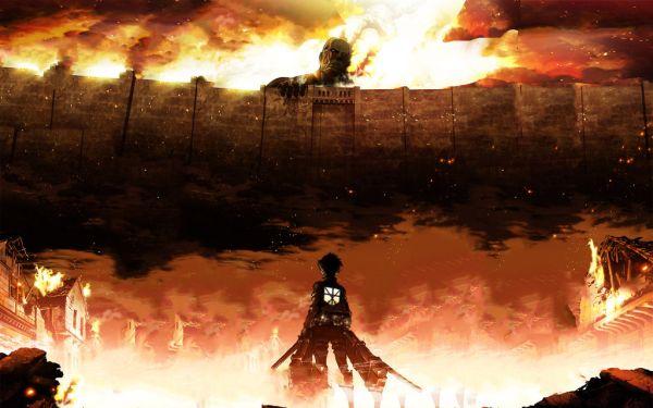 Anunciado un nuevo juego de Attack on Titan