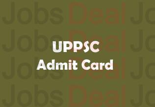 UPPSC Lecturer Admit Card 2017