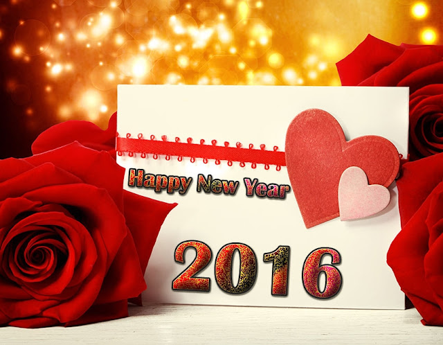 Happy New Year 2016 Image Wallpaper