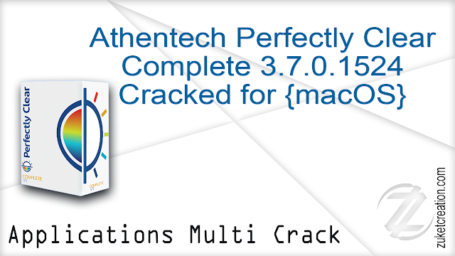Athentech Perfectly Clear Complete 3.7.0.1524 Cracked for [macOS]