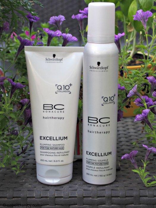 סדרת BC Excellium Q10+ של שוורצקופף לשיער בוגר