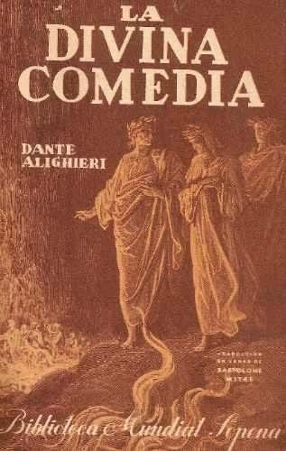 descargar libro la divina comedia