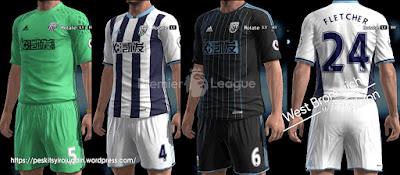 West Bromwich Albion 2016-2017