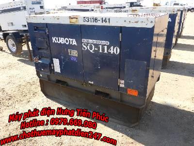 Máy phát điện Kubota 13.6kva SQ-1140