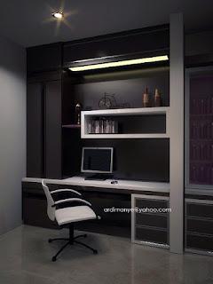 desain meja kerja