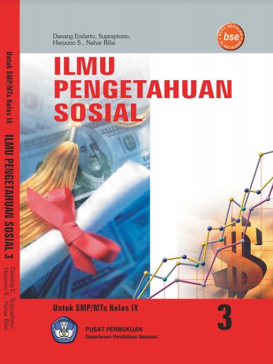 Download Buku Siswa KTSP SMP dan MTs Kelas 9 Ilmu Pengetahuan Sosial 3