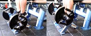 Ejercicio para trabajar los músculos fibulares y tibiales de tus piernas