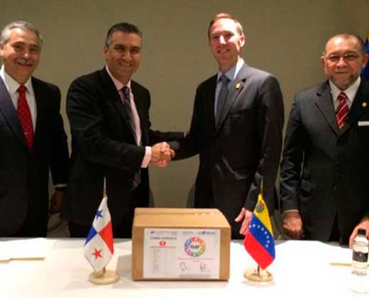 Venezuela comprará a Panamá 16 mil 120 toneladas de alimentos