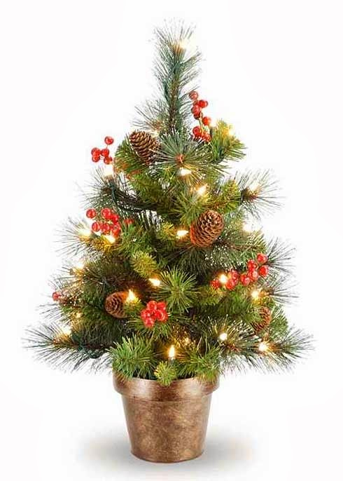 Kunstkerstboom Voor Buiten Christmas Trees Made For Small Spaces ~ Interior Design