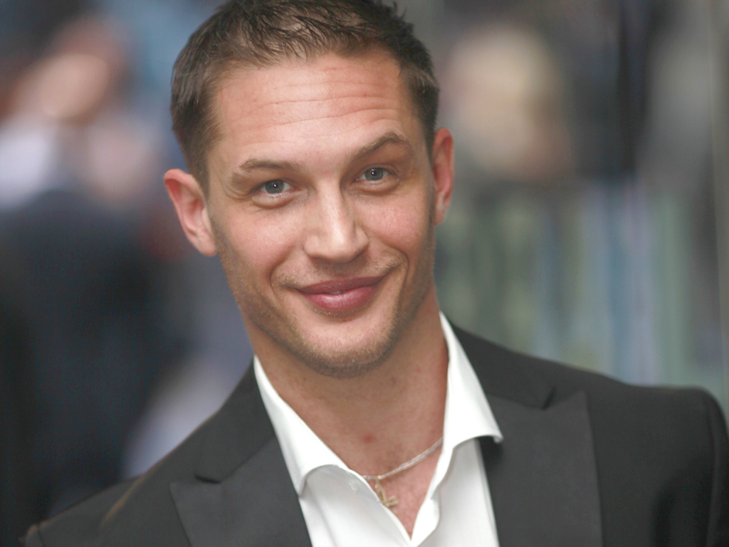 Hollywood Wallpapers: Tom Hardy Wallpapers