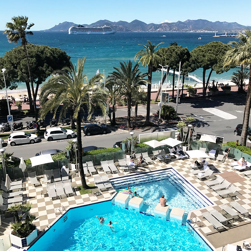 Elizabeth l Souvenirs from Cannes l Hotel Martinez Hotel Barriere le Majestic l THEDEETSONE l http://thedeetsone.blogspot.fr