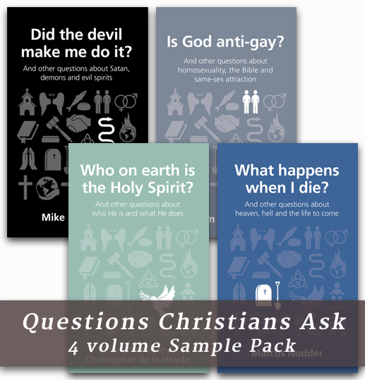 Good questions to ask christians