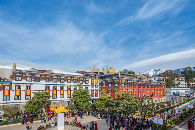 Meditation and Nature Walks at Sherab Ling Monastery