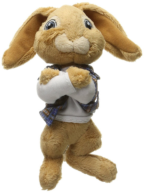 Plush Rabbit from the Movie Hop