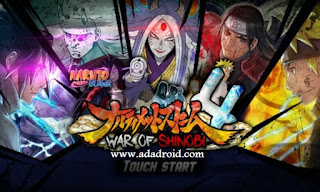 Download NSWOS: Naruto Senki War of Shinobi v2 by Exa Septiko Apk