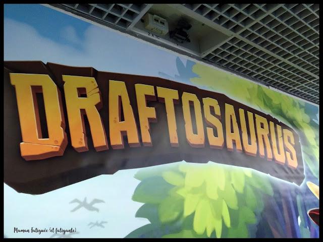 festival du jeu cannes draftosaurus