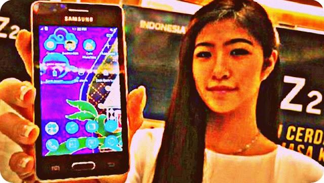 Samsung Luncurkan Smartphone Z2 Dengan Gunakkan OS Open Source Bernama Tizen