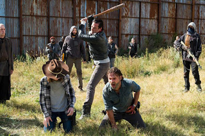 Una imagen de 'The Walking Dead'