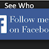 How Can I See whos Following Me On Facebook*