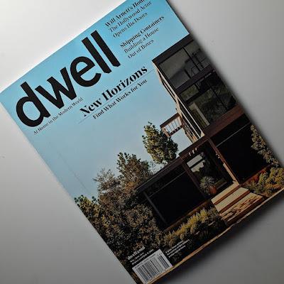 Dwell: photo by Cliff Hutson