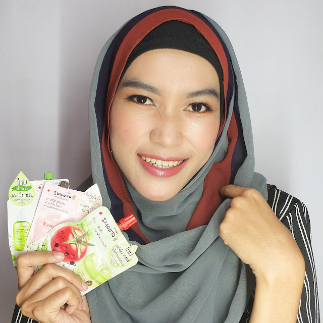 Cobain produk Thailand (Review Smooto)