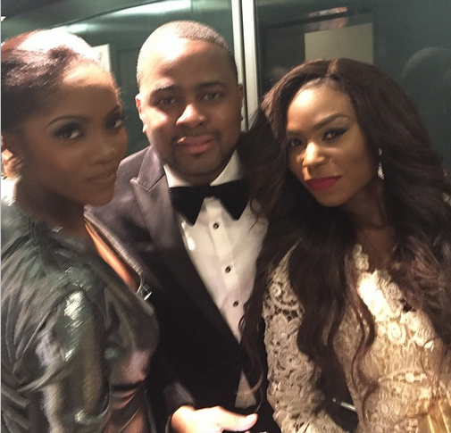 1 Photos: Nigerian stars at Channel O Awards