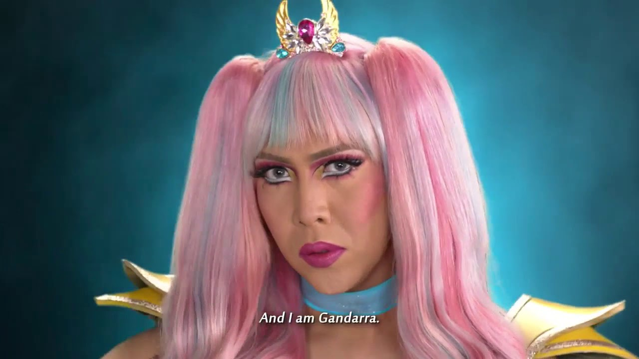 Vice Ganda as Gandarra in 'Gadarrapiddo: The Revenger Squad'