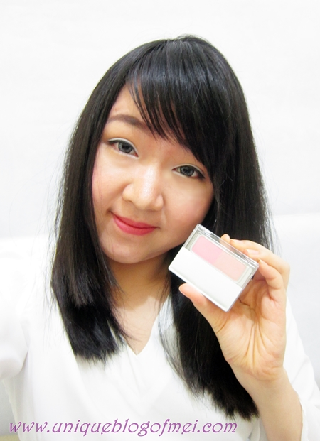 Wardah Youniverse Playful Serene Look Blush on Review