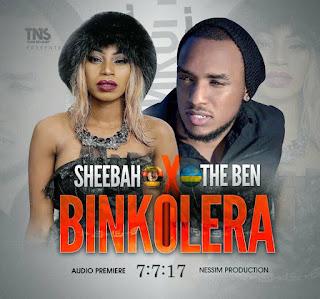 Sheebah Ft. The Ben - Binkolera