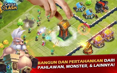 Castle Clash: Era Legend APK Download Terbaru