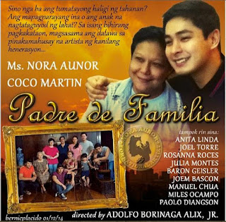 It is the story of an OFW, Noel who has to assume the responsibility of being the breadwinner of the family after his father went missing.