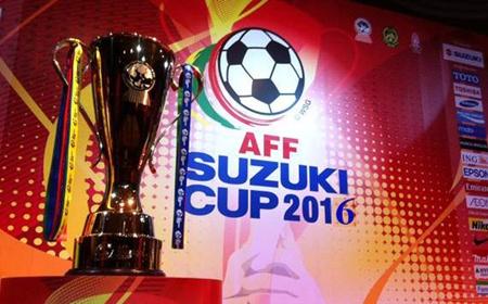 Jadwal Lengkap Hasil Pembagian Grup Piala AFF 2016