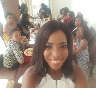 Any Blogger Who Did Not Went To School Is Not A Qualified Blogger - Linda Ikeji Strikes