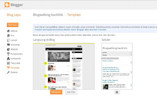 templeate Edit HTML