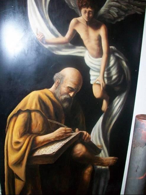 Resultado de imagen para Imágenes de San Mateo apóstol
