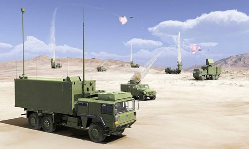 Indian Army Pursuing Procurement of Foreign Made QR-SAM