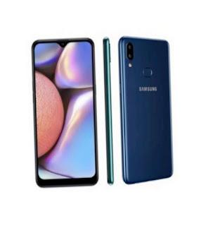 Samsung Galaxy A10s, rilis tahun 2020 dengan harga Rp. 1,7 Juta