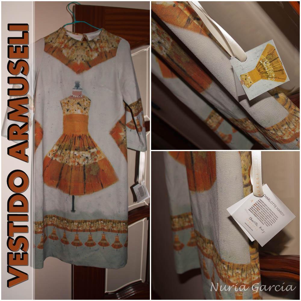 Vestido Armuseli