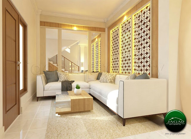 Rumah Mewah Siap Bangun di Jalan Palagan Km 10