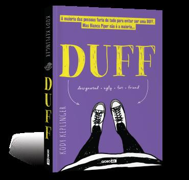 [Lançamento] Duff | Kody Keplinger @GloboAlt