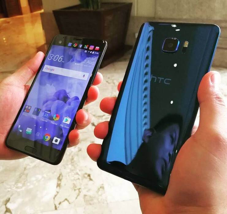 HTC U Ultra Now Available In Lazada For Php26,990; Dual Display, SD 821, 4GB RAM