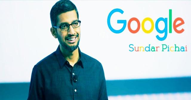 गूगल का CEO(Chief Executive officer)