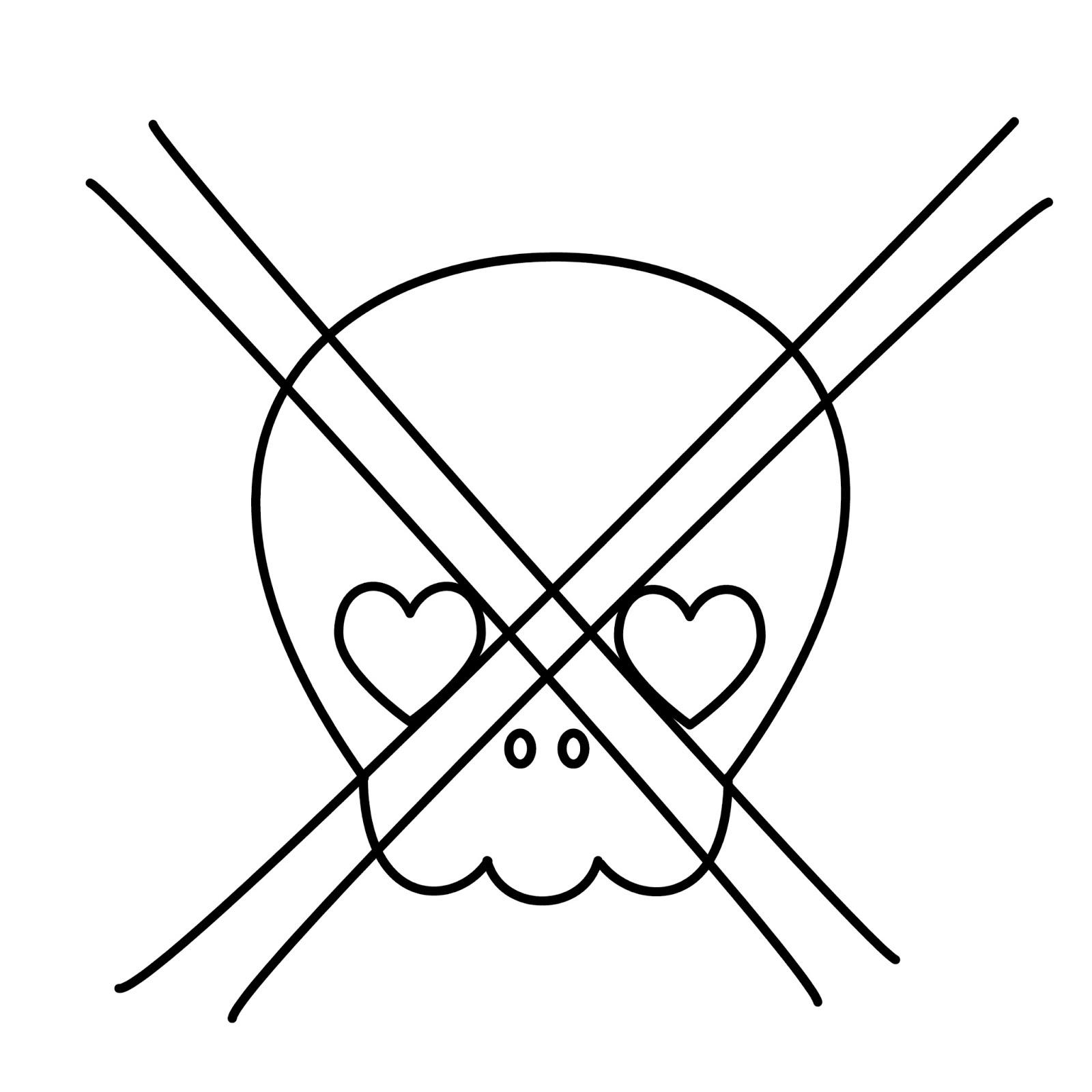 Cute N Kawaii: How To Draw A Kawaii Skull