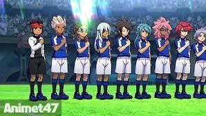 Ảnh trong phim Gekijouban Inazuma Eleven Go Vs Danball Senki W 4