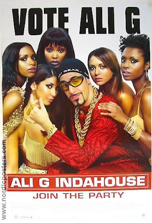 Poster Of Ali G Indahouse In Dual Audio Hindi English 300MB Compressed Small Size Pc Movie Free Download Only At worldfree4u.com