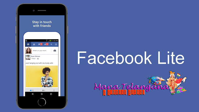 Good News for iOS Users Facebook Lite coming soon