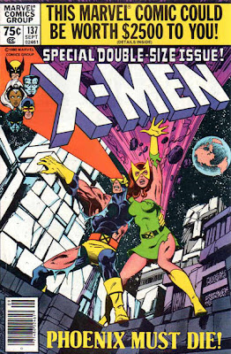 X-Men #137, death of Phoenix/Jean Grey