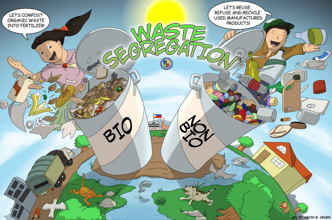 Expedition Earth Waste Segregation