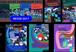 Buku Guru dan Buku Siswa Kurikulum 2013 SD Kelas 1