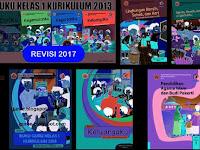 Buku Guru dan Buku Siswa Kurikulum 2013 SD Kelas 1 (3 Paket)